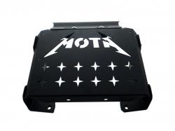 Вынос радиатора и шноркель АТОМ на CF MOTO X8