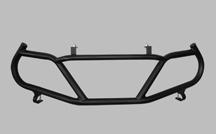 Задний силовой бампер на CF800-X8