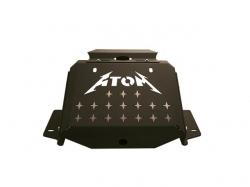 Вынос радиатора и шноркель АТОМ на CF MOTO X5 H.O.