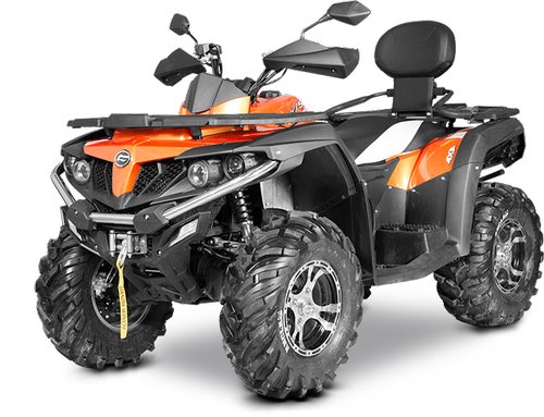 CFMOTO X5 H.O orange 1